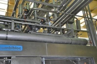 Linia do pakowania mleka w kartoniki SIG Combibloc - Industrio Service